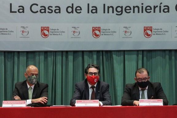 foro jurídico Colegio de ingenieros recomienda no iniciar operaciones en Línea 12