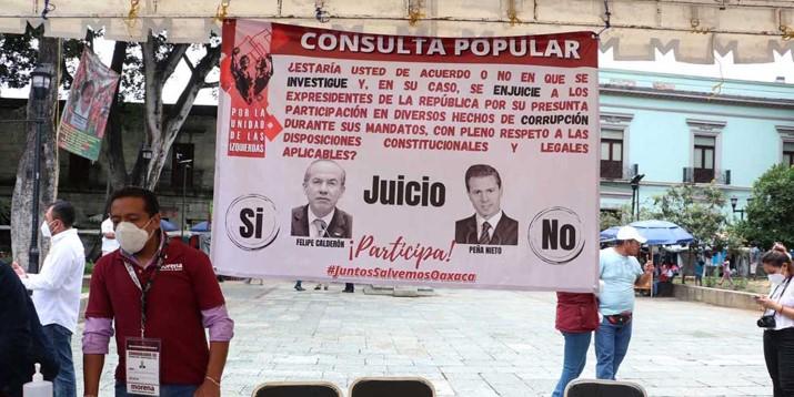 foro jurídico Corte reconoce validez de la convocatoria de Consulta Popular contra expresidentes