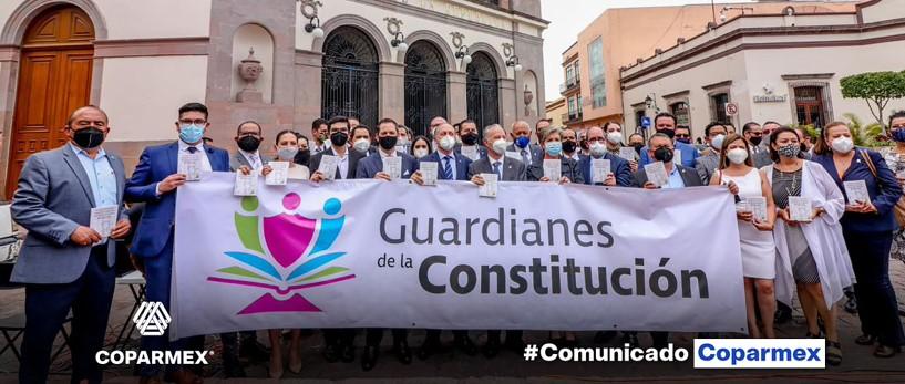 foro jurídico Guardianes de la constitución