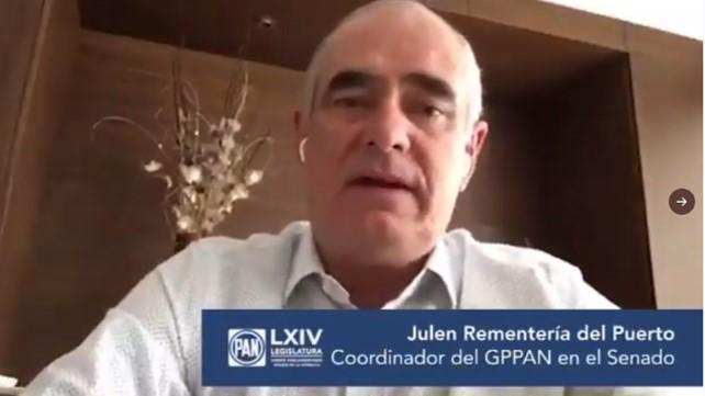 foro jurídico PAN no quiere periodo extraordinario para ratificar al nuevo titular de la SFP