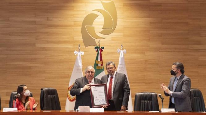 foro jurídico PJEDOMEX certificación laboral