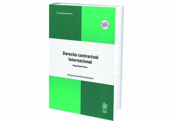 foro jurídico Derecho Contractual Internacional.