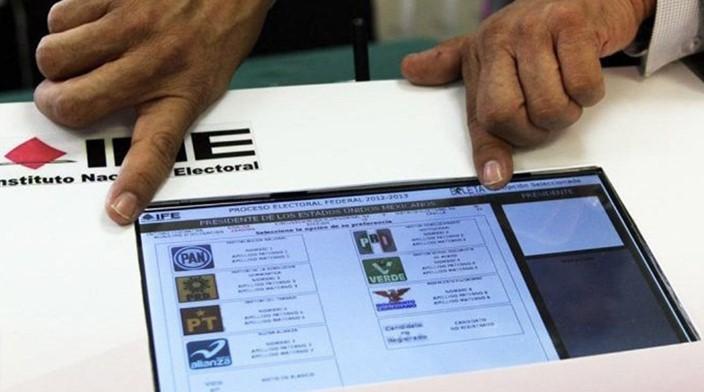 voto por internet en México