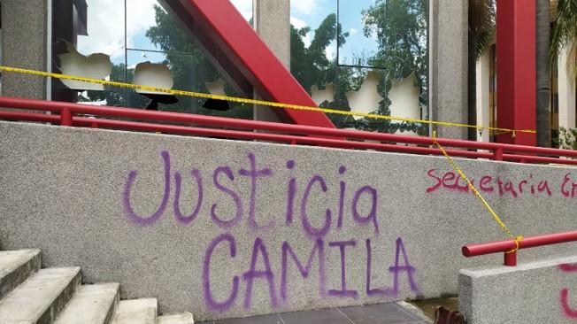foro jurídico Autoridades de Jalisco deben garantizar el derecho a la libre manifestación de las mujeres y a no criminalizarlas por exigir justicia