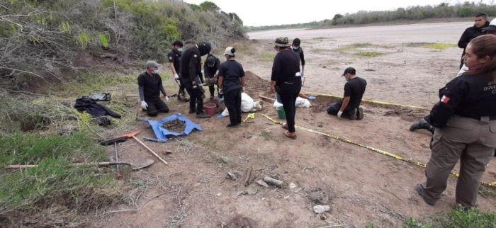 foro jurídico Centro de exterminio en Matamoros