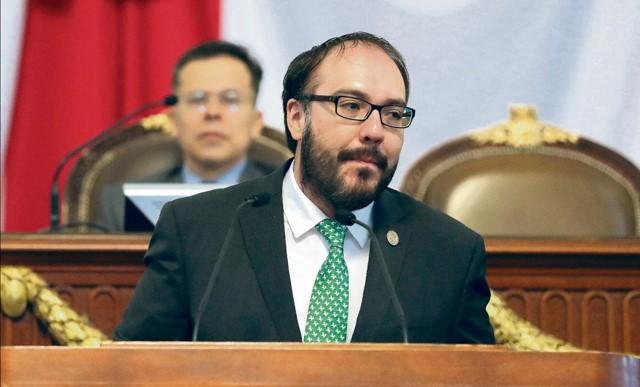foro jurídico Desafuero Mauricio Toledo