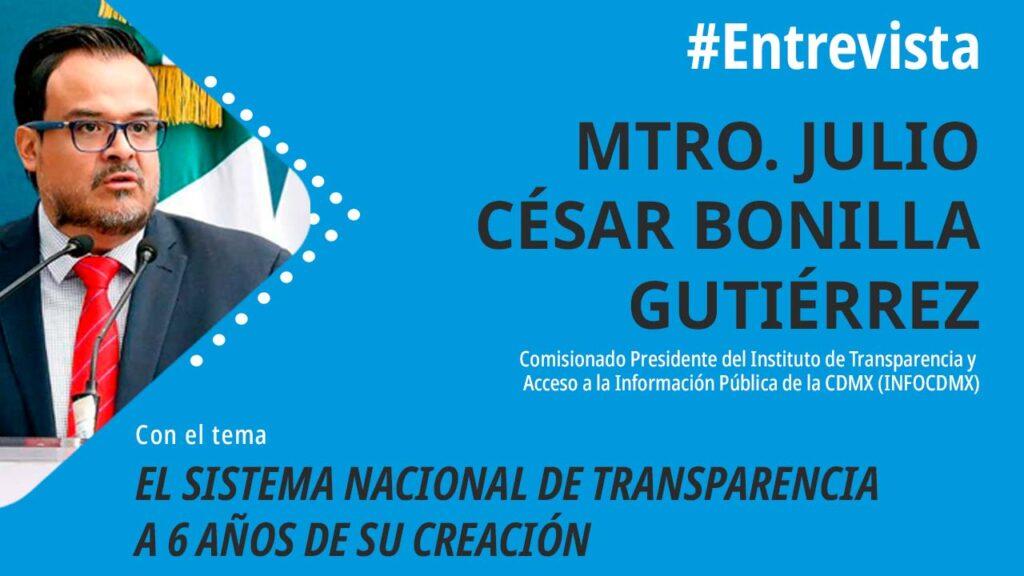 foro jurídico El Sistema Nacional de Transparencia a 6 años de su creación