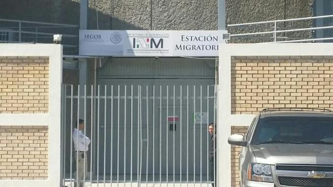 foro jurídico Estación migratoria en Saltillo