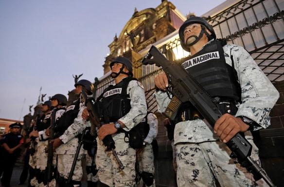 foro jurídico Guardia Nacional y militarización