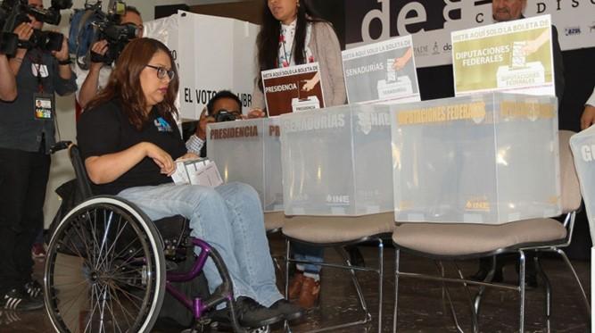 foro jurídico Inclusión personas con discapacidad