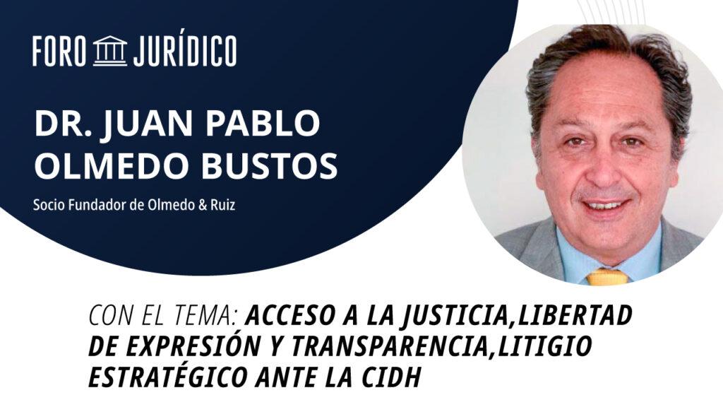 foro jurídico Juan-P-Olmedo-YT