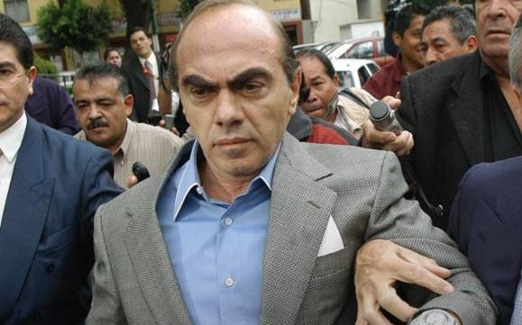 foro jurídico amparo Kamel Nacif