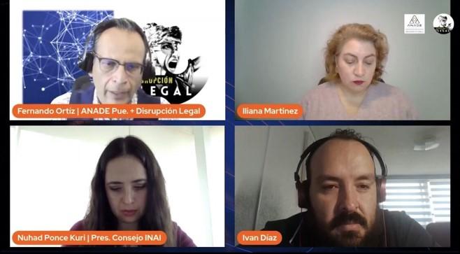 foro jurídico La ética en la cadena de suministro de datos
