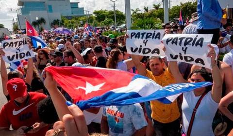 foro jurídico Manifestaciones en Cuba