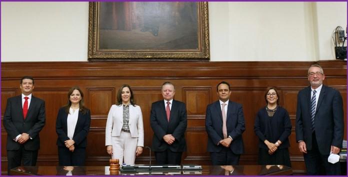 PJF e INAI firman convenio