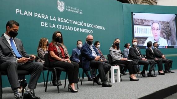 foro jurídico Plan de Reactivación Económica de la Ciudad de México
