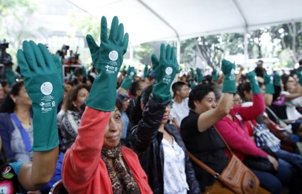 Trabajadoras del hogar Convenio 189 OIT