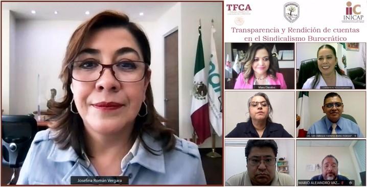 foro jurídico Transparencia sindical