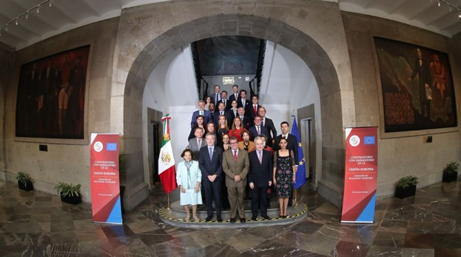 foro jurídico Urge el Senado a avanzar en la firma del Acuerdo Global México-Unión Europea