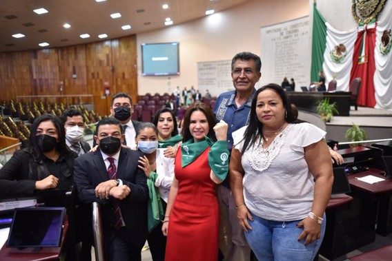 foro jurídico Veracruz despenaliza el aborto