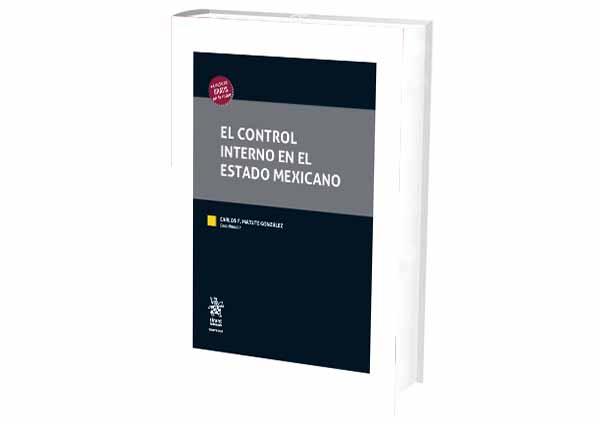 foro jurídico libros El Control Interno en el Estado Mexicano