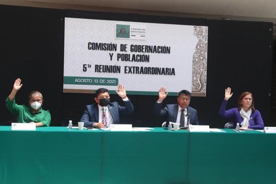 foro jurídico Comisión aprueba dictamen para crear la ley de juicio político