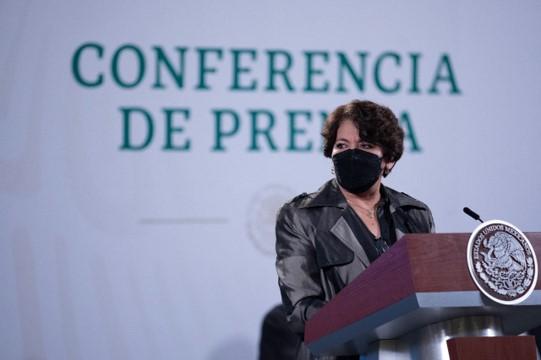 foro jurídico Delfina Gómez secretaria SEP