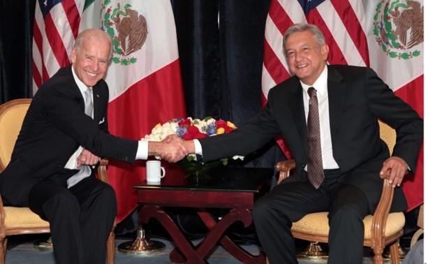 foro jurídico Encuentro Biden - AMLO