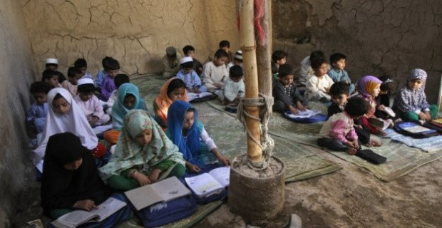 foro jurídico Niñas en Afganistán