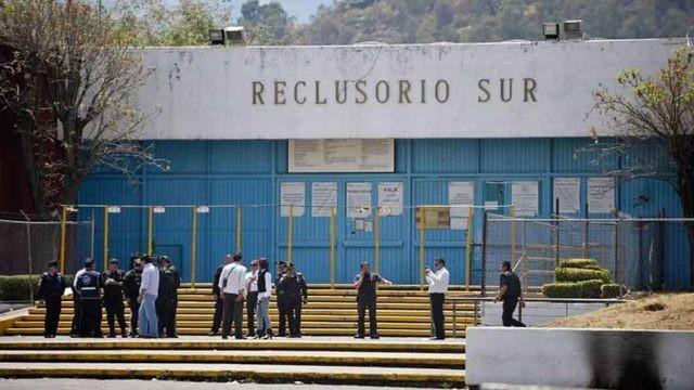 foro jurídico Reclusorios CDMX