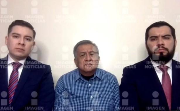 foro jurídico Saúl Huerta diputado morena