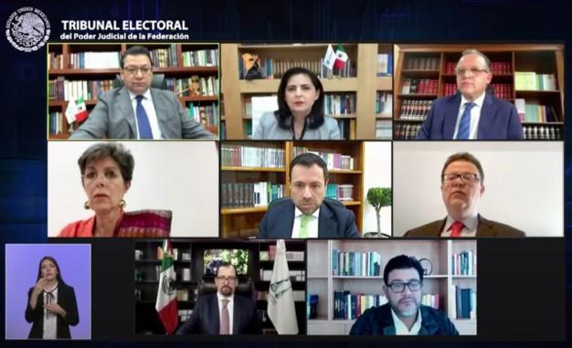 foro jurídico TEPJF vincula al Congreso para emitir legislación reglamentaria para revocación de mandato