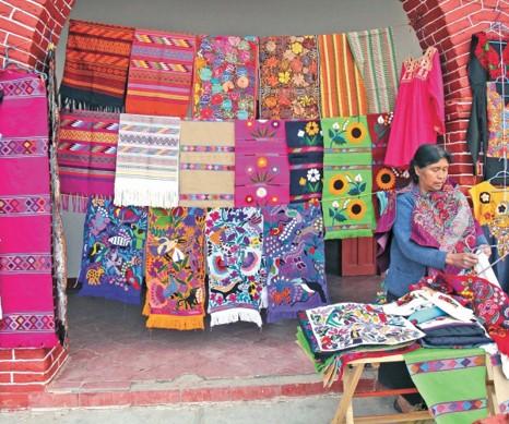 foro jurídico Textiles oaxaqueños