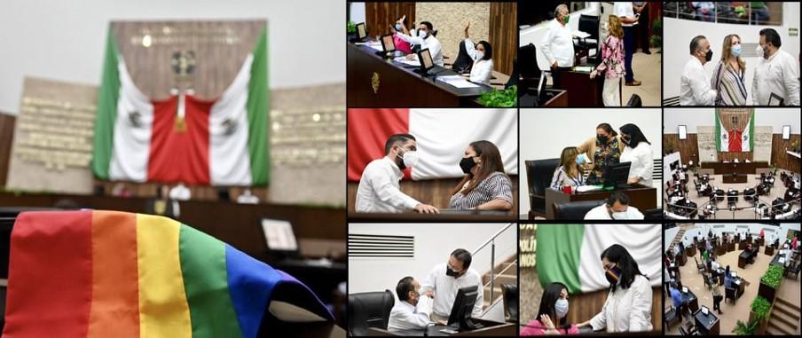 foro jurídico Yucatán aprueba matrimonio igualitario
