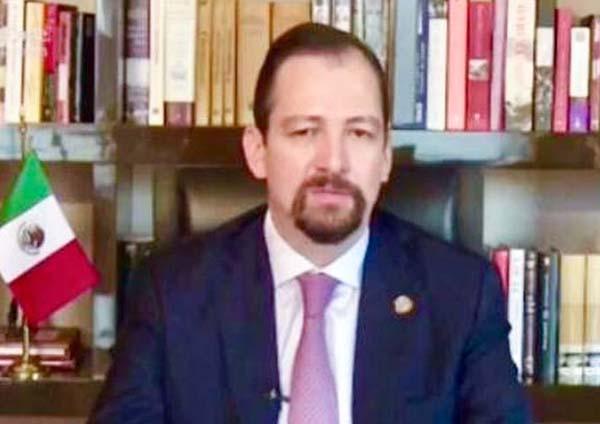foro jurídico La Crisis de los 25 Años magistrado José Luis Vargas