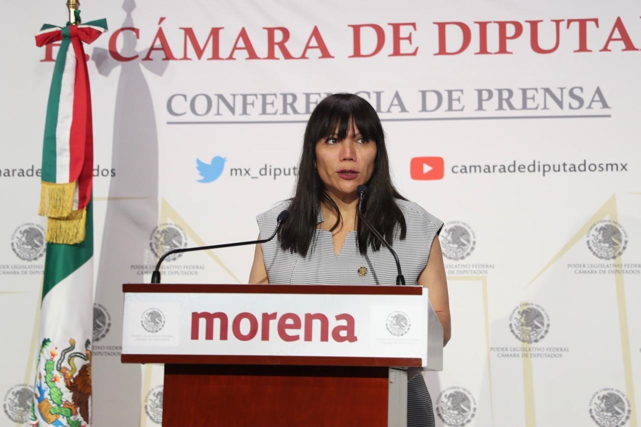 Propone Salma Luévano elevar a rango constitucional inclusión de grupos en situación de vulnerabilidad para todos los cargos de elección popular