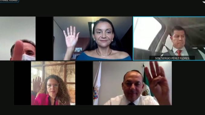 foro jurídico Aprueban en Comisión exhorto para concluir adhesión de México al Convenio sobre Ciberdelincuencia