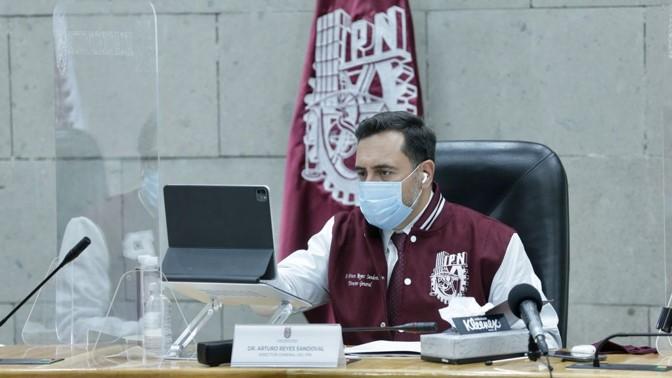 foro jurídico Arturo Reyes Sandoval IPN