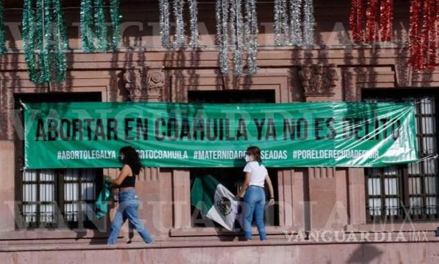 foro jurídico Coahuila despenaliza aborto