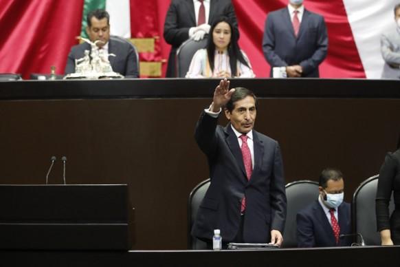 foro jurídico Comparece secretarío de Hacienda en Cámara de Diputados