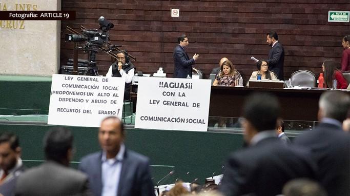 foro jurídico Corte pide a Congreso subsanar deficiencias a Ley General de Comunicación Social