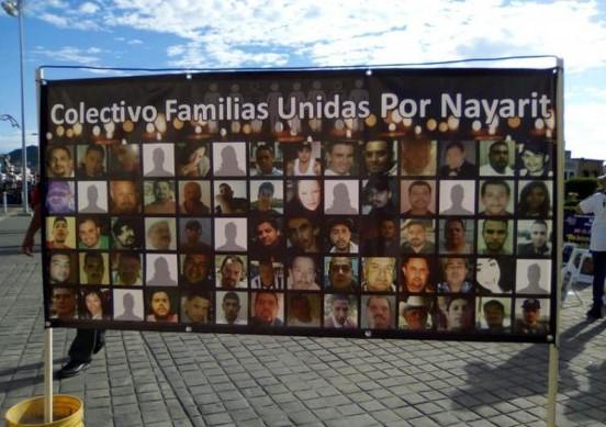 foro jurídico Desapariciones forzadas Nayarit