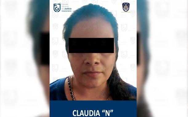 foro jurídico Detienen a reclutadora de Cuauhtémoc Gutiérrez de la Torre