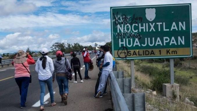 foro jurídico FGR detiene a ex mandos policiacos por operativo en Nochixtlán