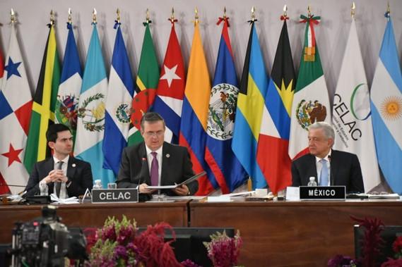 foro jurídico Firma del Convenio Constitutivo de la Agencia Latinoamericana y Caribeña del Espacio