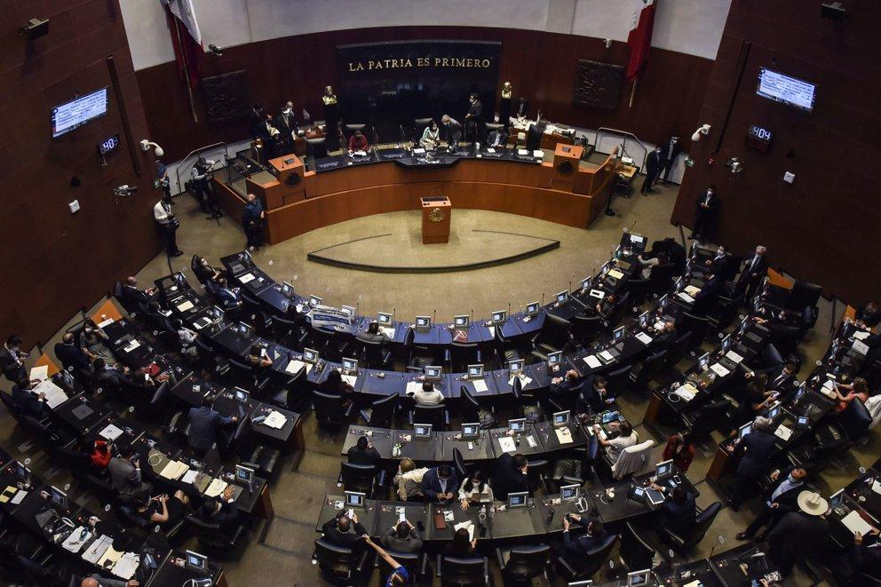 Senado aprobó, con modificaciones, la Ley Federal de Juicio Político y Declaración de Procedencia