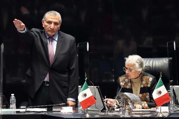 foro jurídico México no merece un clima de crispación Adán Augusto López