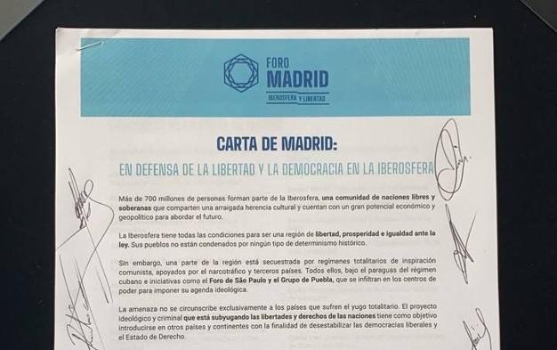 foro jurídico PAN hace alianza con ultraderecha