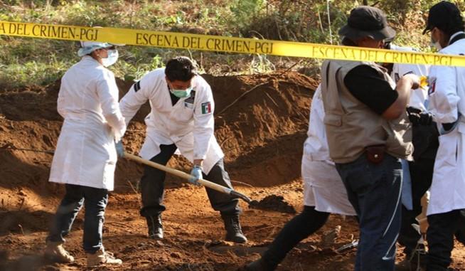 foro jurídico Presentan plataforma para detectar fosas clandestinas en México