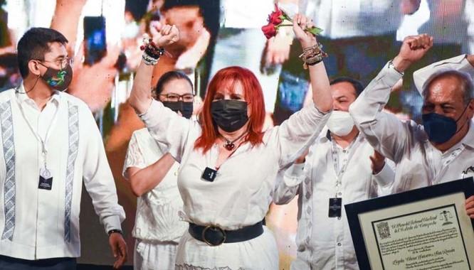 foro jurídico Ratifican triunfo de Layda Sansores en Campeche